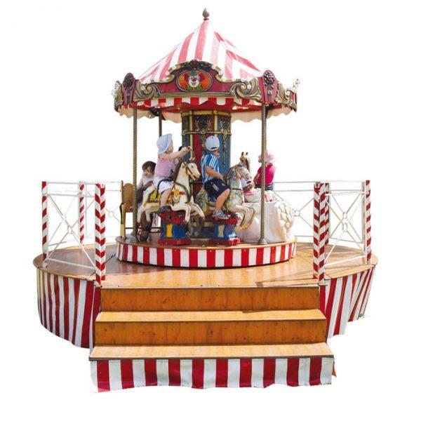 Carrousel en location