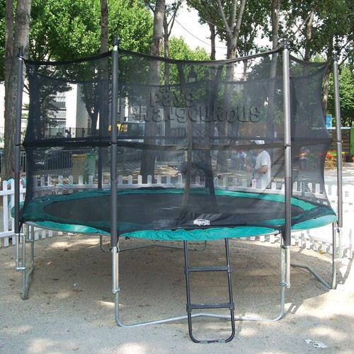 Trampoline (module 1 trampoline)