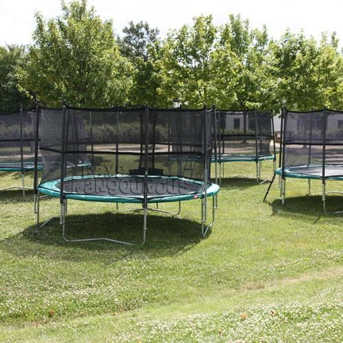 Trampoline (module 4 trampolines)