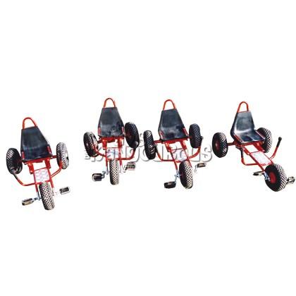 Kart Fun Racer avec circuit