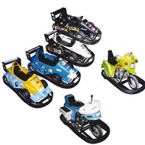 Circuit Kartings (6 véhicules)