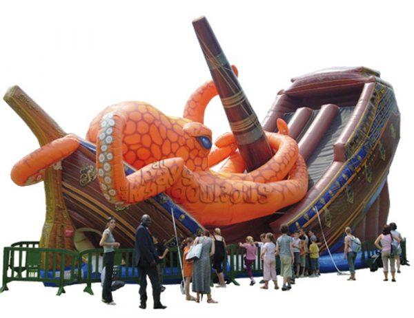 Toboggan Kraken