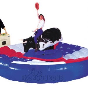 Simulateur de Rodéo en location - bull riding