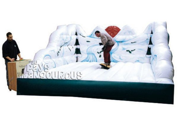 Snowboard Simulateur