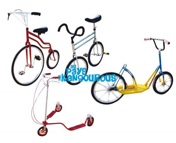 Vélos Fous