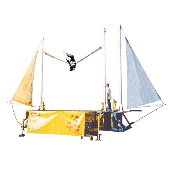 Kite Surf Simulateur