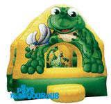 Miss Froggy sans balle