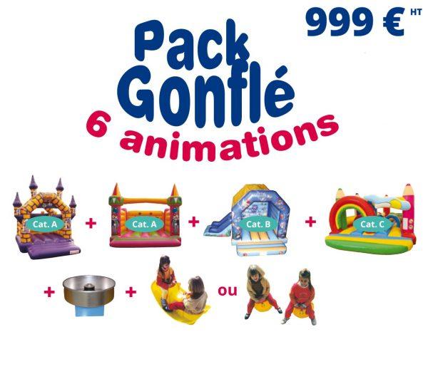 Pack Gonflé